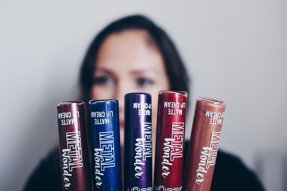 Misslyn Superwoman Kollektion Lip Creams