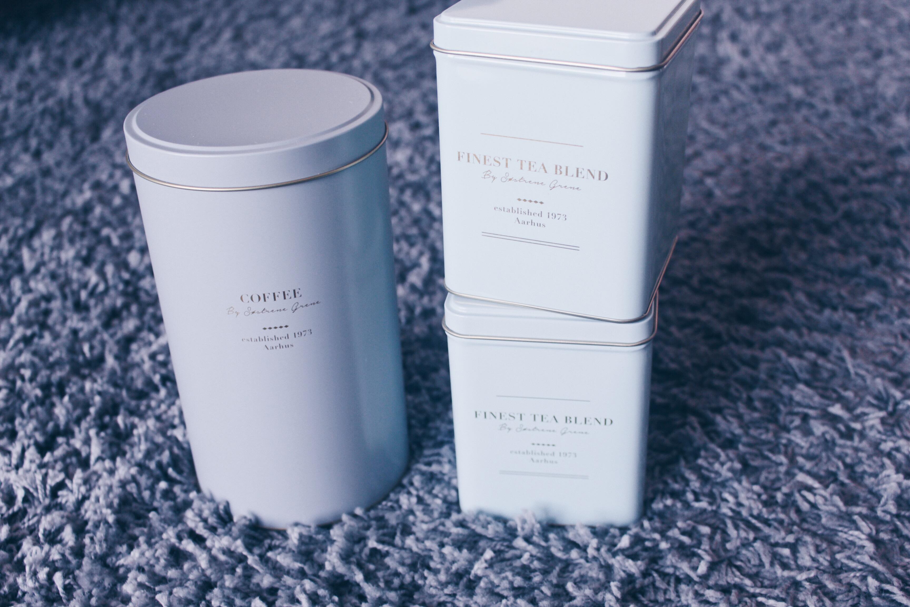 Sostrene Grene Haul Kaffee Tee