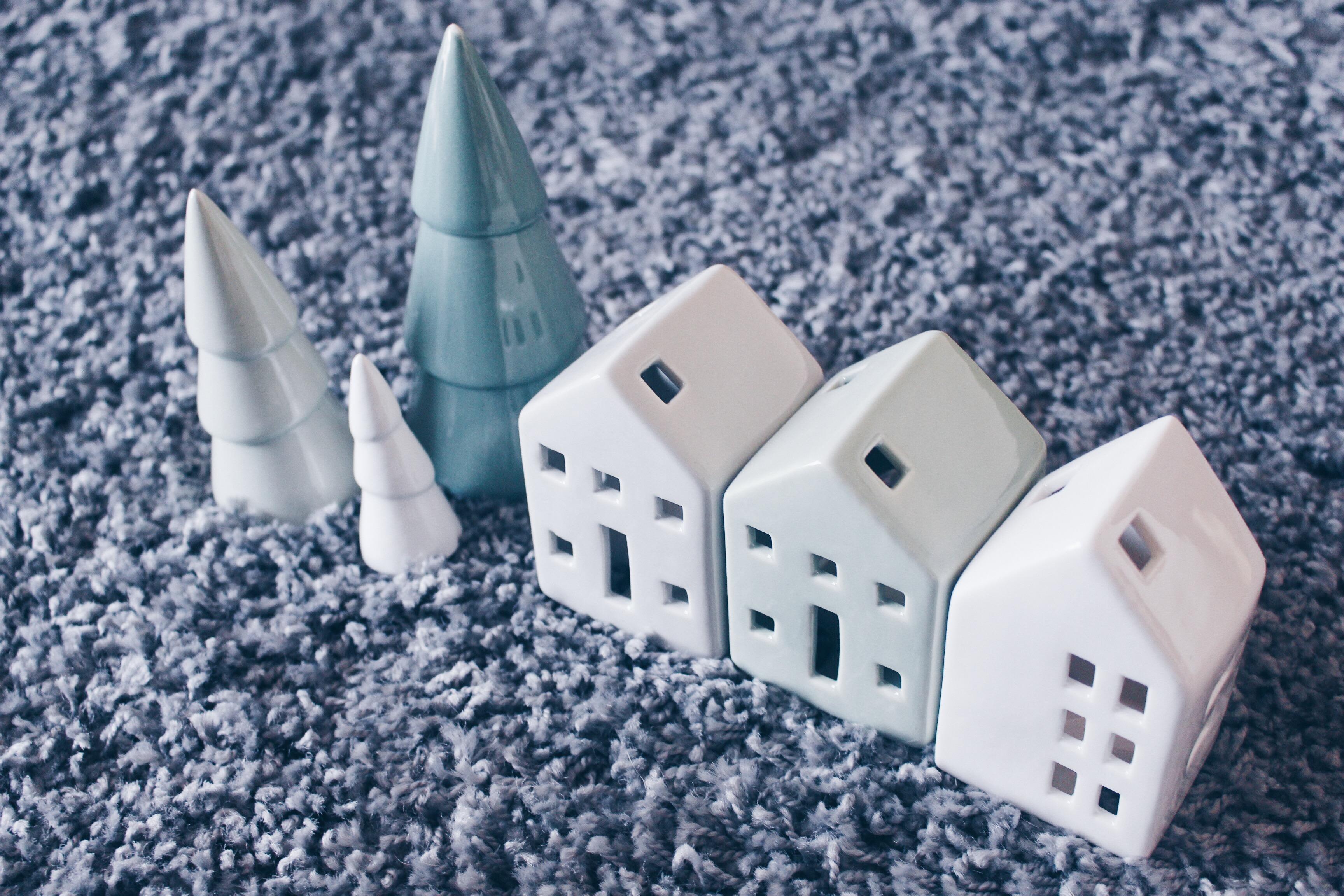 Sostrene Grene Haul Häuser Tannen